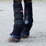 Horze Supreme Pro Stable Boot Black