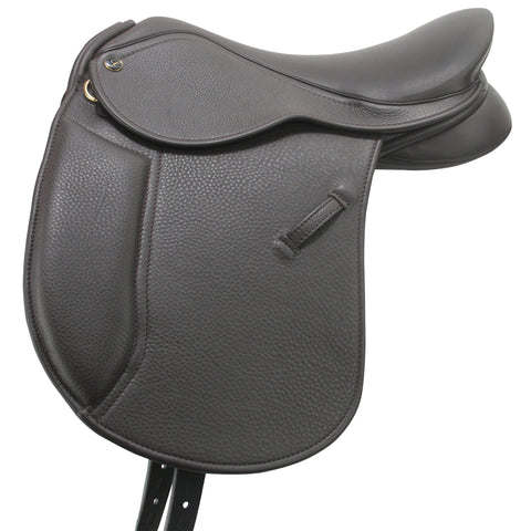 Lucardie Covered Working Hunter Show Pony Saddle Brown