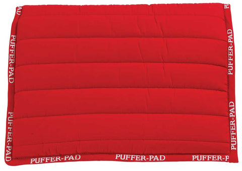 Puffer Pad Standard Red