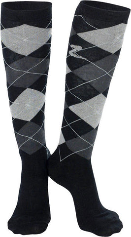 Horze Holly Knee Socks Black