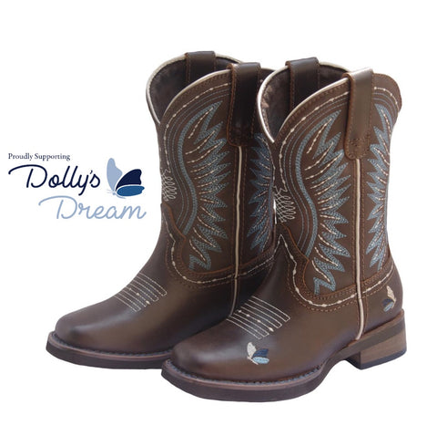 Dollys Dream Youth Boots