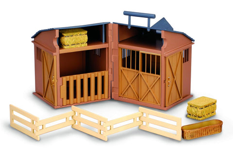 Stable Playset and Accessories