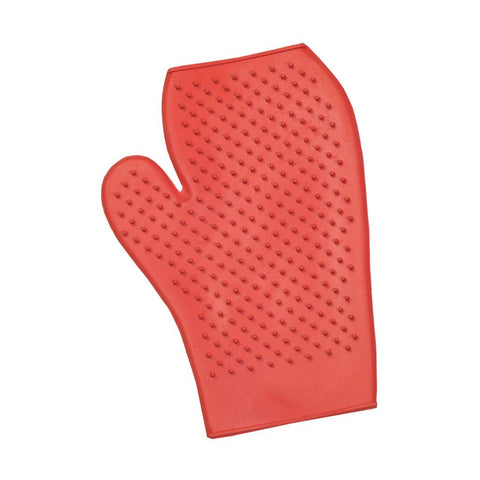 Rubber Mitt Glove Junior Size