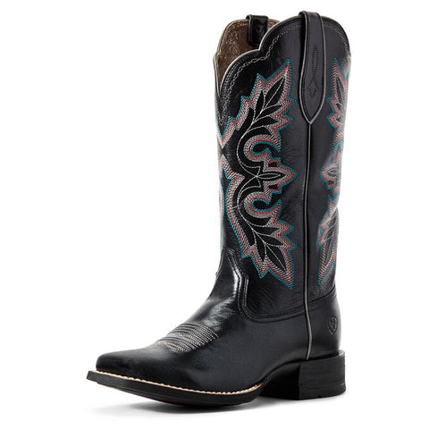 Ariat Breakout Jackal Ladies Boot Black