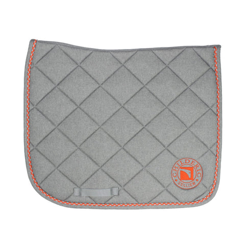 Luc Childeric Dressage Saddlecloth Grey