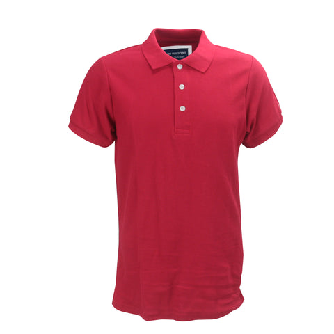 JCA Mason Mens Polo Chilli