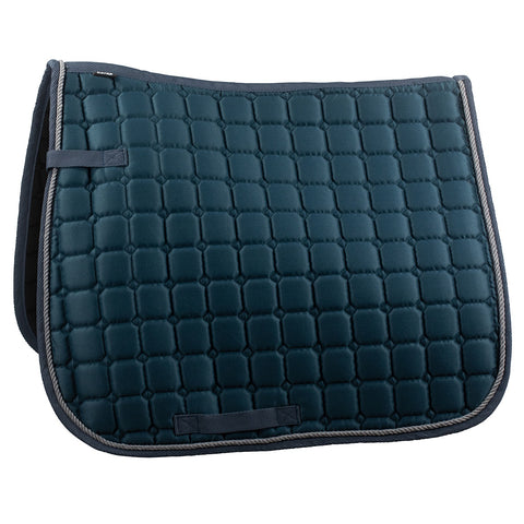 Horze Chicago Dressage Pad Orion Blue Grey