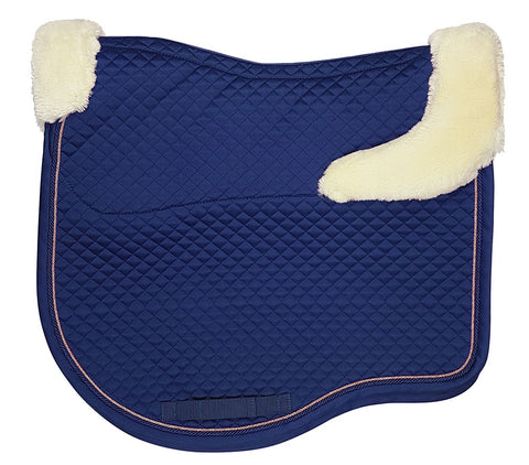Estate Fleece Dressage Saddlecloth Ink