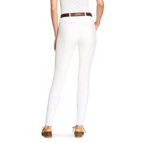 Ariat Womens Heritage Elite Breeches White