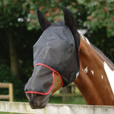 Equilibrium Fly Mask Max Black