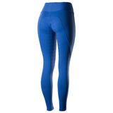 Horze Juliet Ladies Tights Jeans Blue