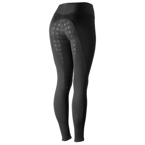 Horze Juliet Ladies Tights Black
