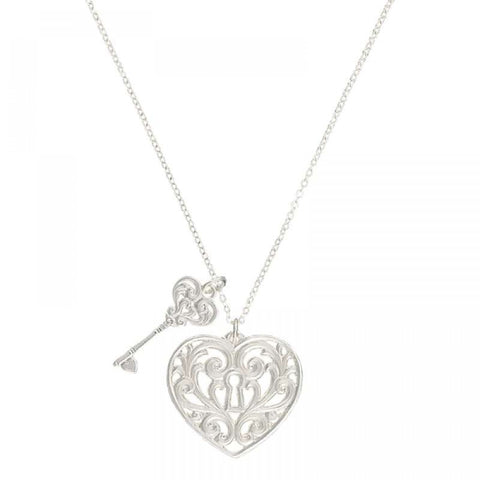 Montana Key to My Heart Necklace