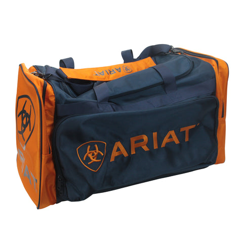 Ariat Gear Bag Orange & Navy