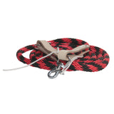 Reins Western Nylon With Snaps