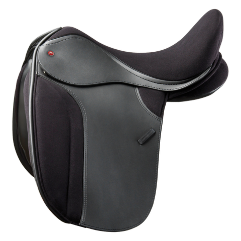 Thorowgood T4 Dressage Saddle Black