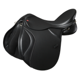 Thorowgood T8 Endurance Saddle Black