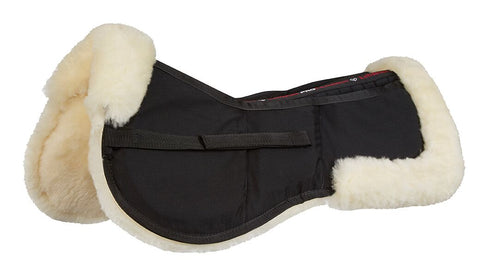 Size Large Horse BLACK BRAND NEW with Tags LeMieux Pro-Sorb Half Pad