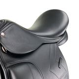 Wembley Pro Dressage Saddle Black