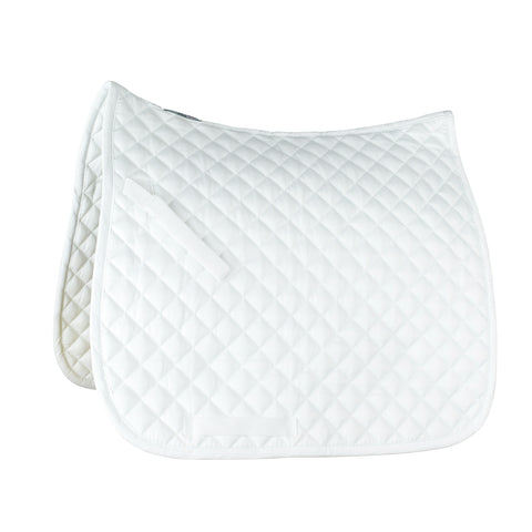 Horze Prinze Dressage Pad White