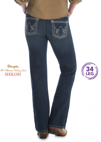 Wrangler Ultimate Riding Shiloh Ladies Jeans