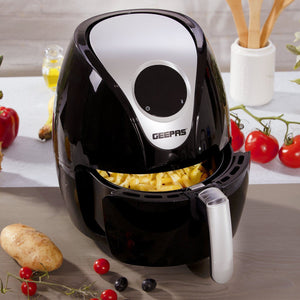 Digital Air Fryer Fryer Geepas | For you. For life.