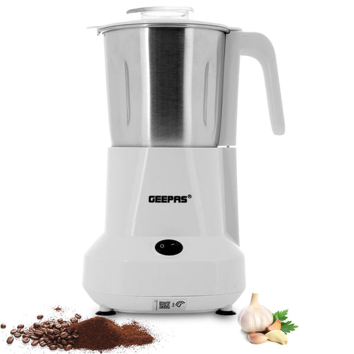 450W Electric Coffee Grinder Coffee Accessories Geepas | For you. For life.