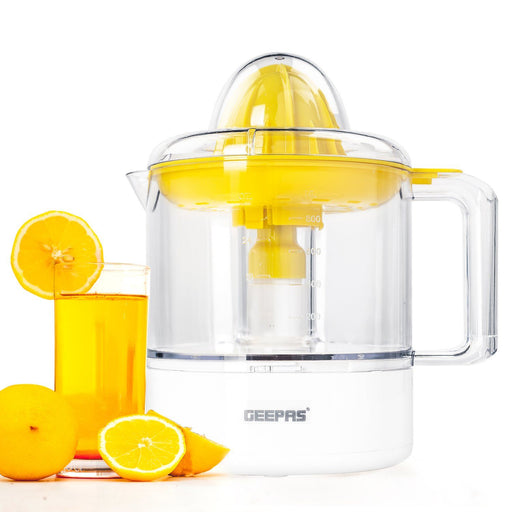 40W Citrus Juicer Juicer Geepas | For you. For life.