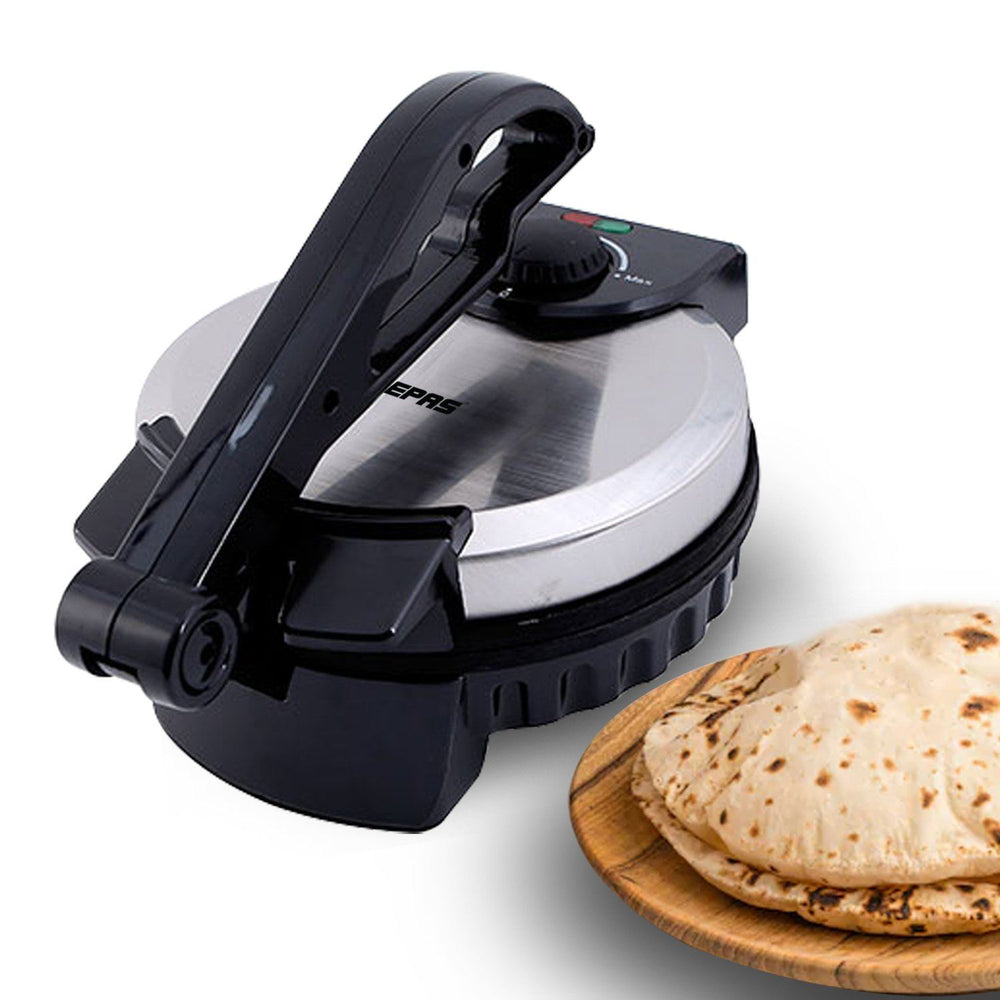 "8"" Non Stick Chapati / Roti Maker Cooker Geepas 