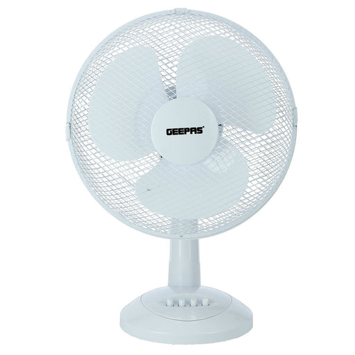 "12"" Electric Portable Desktop Fan Fan Geepas 