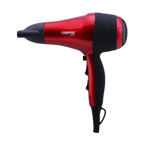 2000W Powerful Hair Dryer Hair Dryer Geepas | For you. For life.
