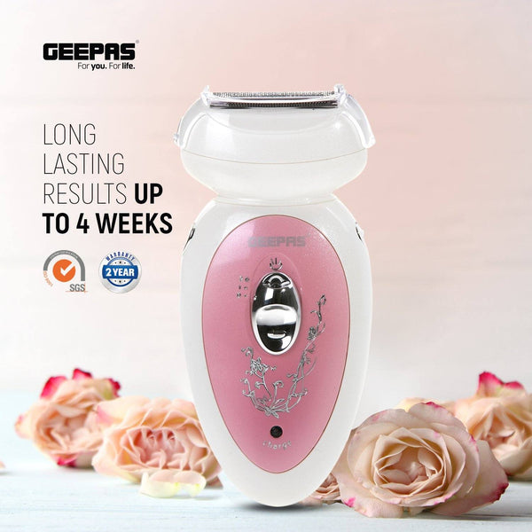 2 in 1 Rechargeable Ladies Epilator Set |Easy Use