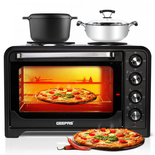 Toaster Oven | 1600 W | 35 L Oven Geepas | For you. For life.