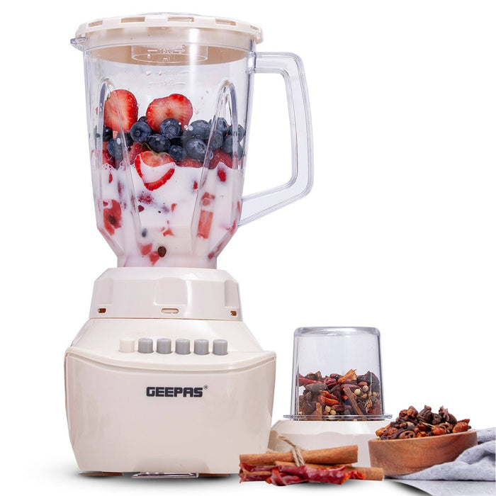 2-in-1 Multifunctional Blender Blender Geepas | For you. For life.