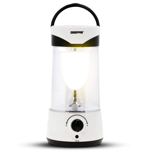 10W Rechargeable Emergency Lantern |Power Outages, and Camping Geepas | For you. For life.