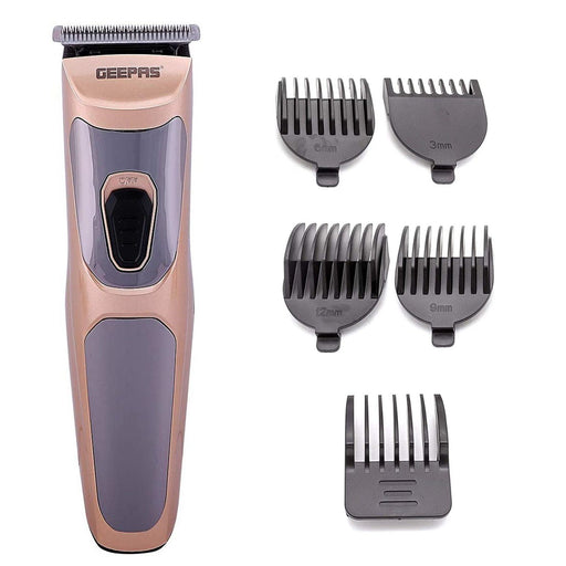 Rechargeable Hair Clipper/Trimmer Shaver Geepas | For you. For life.