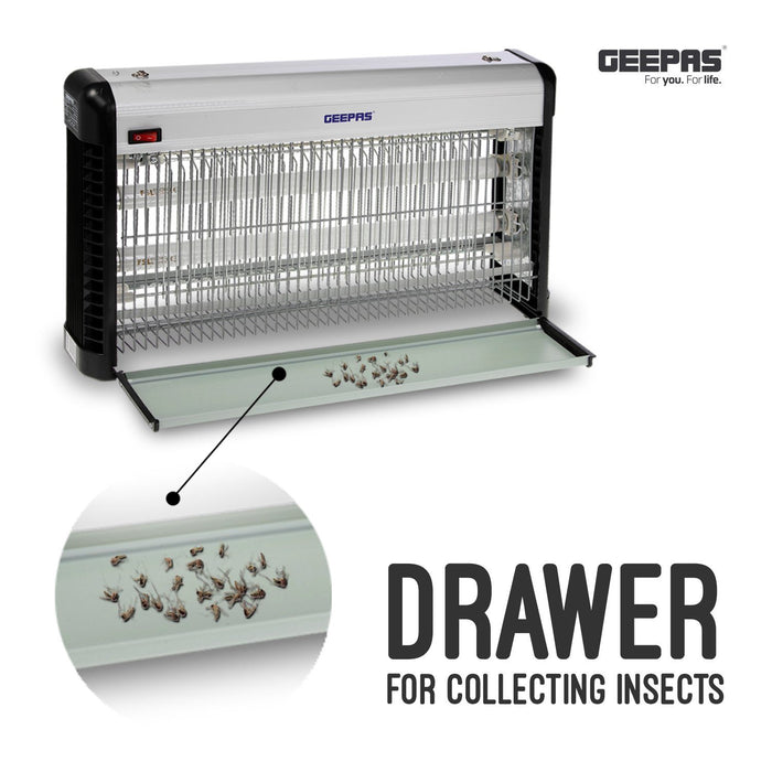 Non-Pollution Electric Insect Killer Insect Killer Geepas | For you. For life.