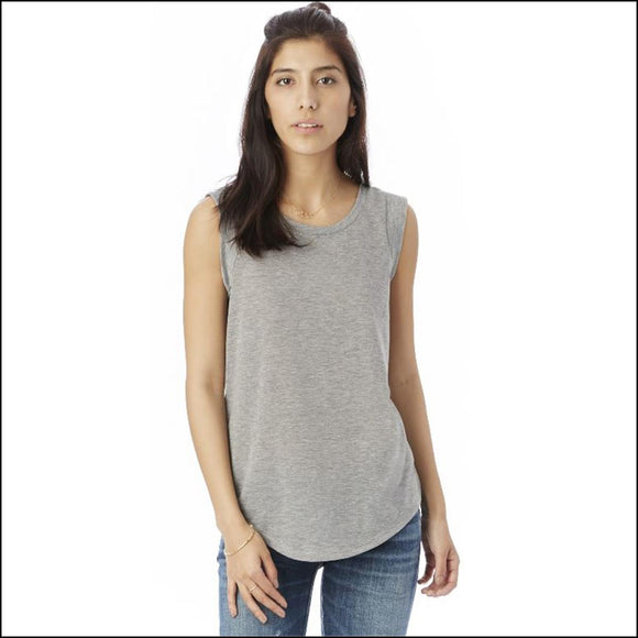410490bd2 Alternative 4013 Ladies' Cap Sleeve T-Shirt