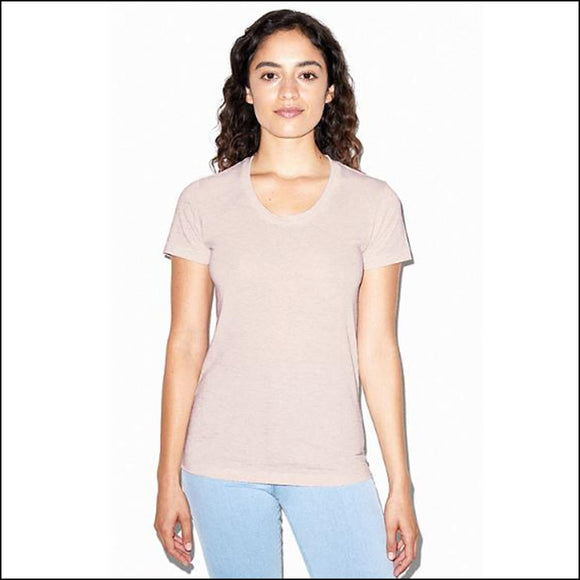 a4be36828 ... Alternative 4013 Ladies' Cap Sleeve T-Shirt. American Apparel TR301W  Women's Tri-Blend T-Shirt
