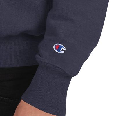 Cats have servants – Champion S149 Crewneck Sweatshirt