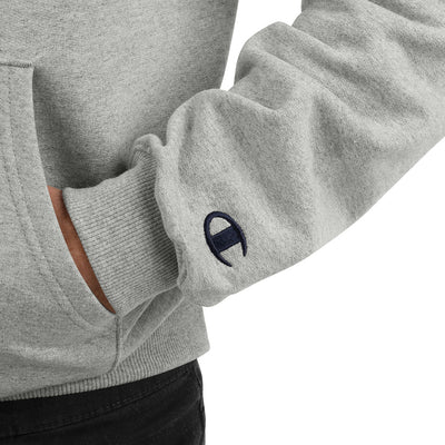 Cats have servants – Champion S171 Cotton Max Hoodie