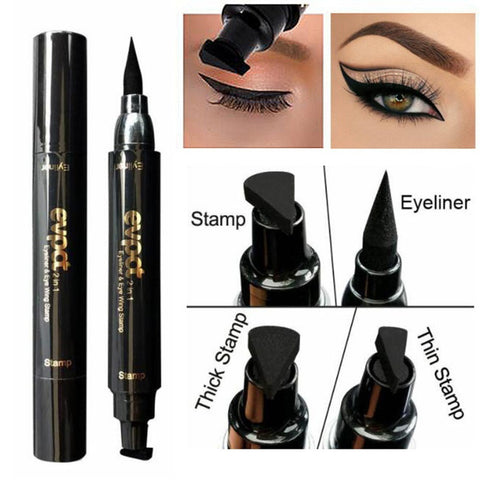 Cat Eye Winged Eyeliner Stamp Wing - Makeart Official
