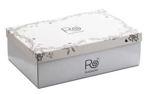 The Mindy Weiss Rollasole Wedding Gift Box. 12 Pairs
