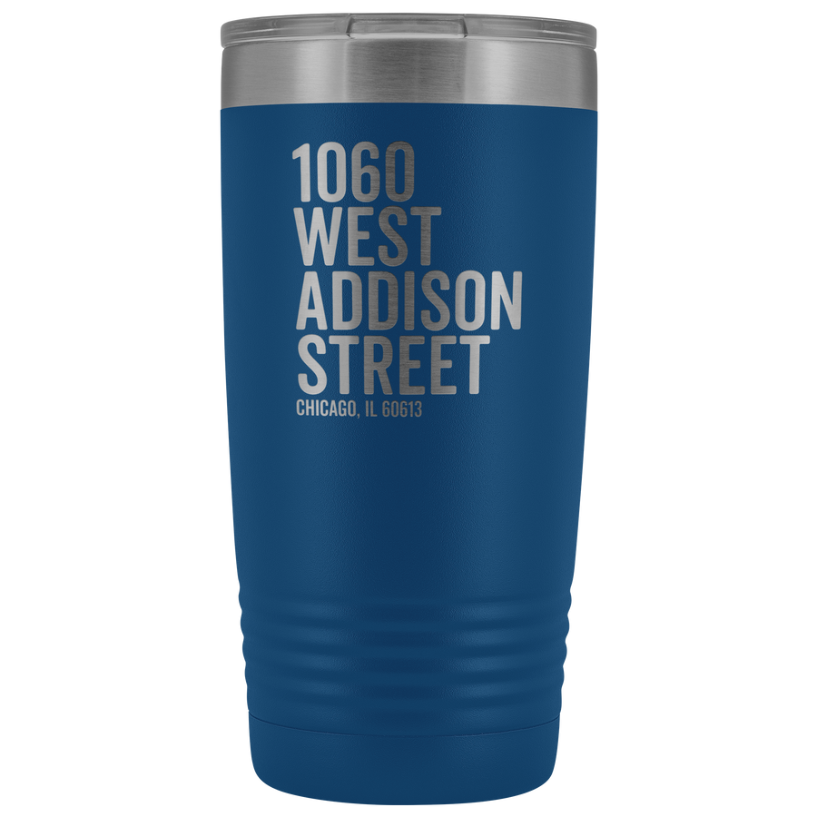 Chicago Cubs Address - 20 Ounce Tumbler