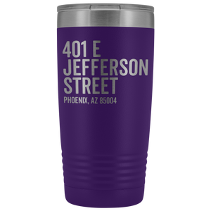 Arizona Diamondbacks Address - 20 Ounce Tumbler