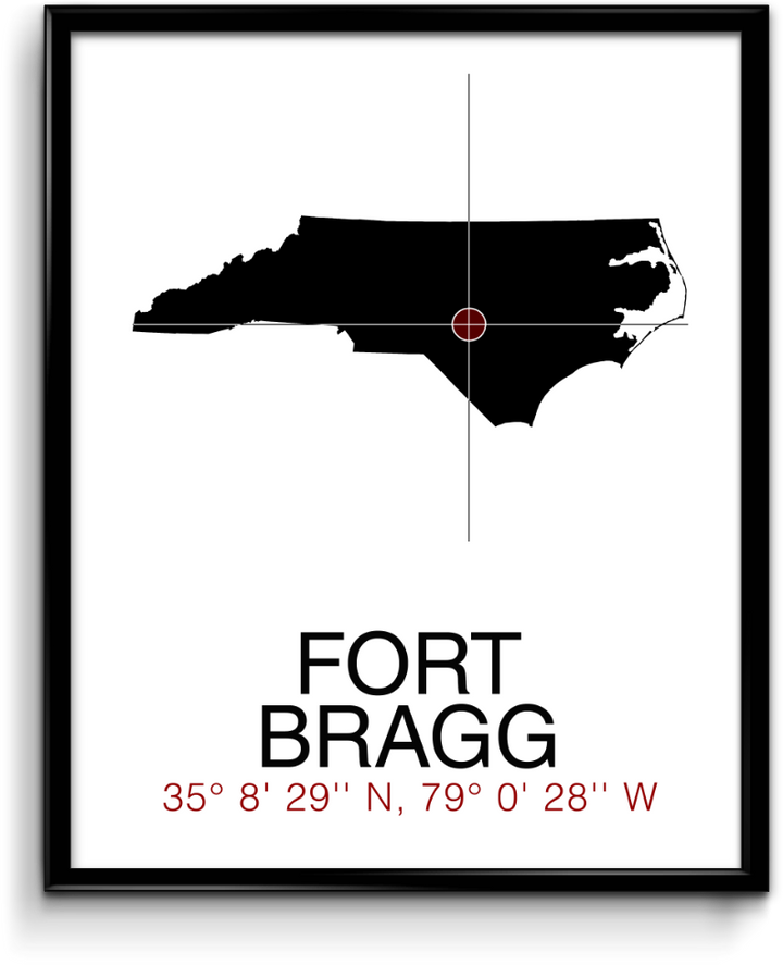 Fort Bragg, NC - Duty Station