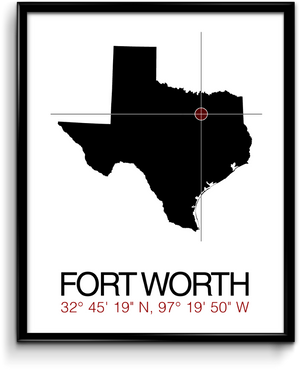 Fort Worth, TX - Duty Station