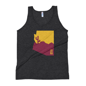 ZONA STATE SILHOUETTE - Tank Top