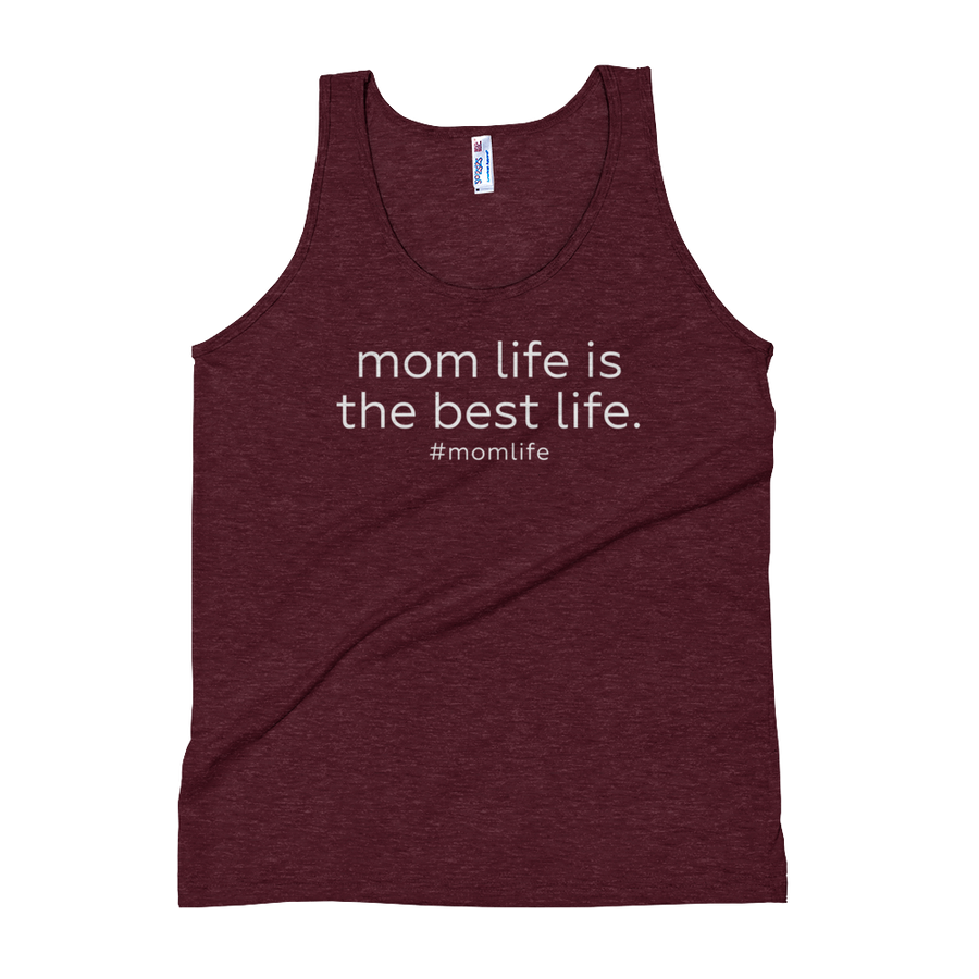 Momlife is the Best Life - Tank Top