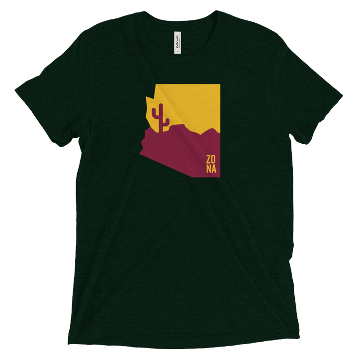 ZONA State Silhouette - T-shirt